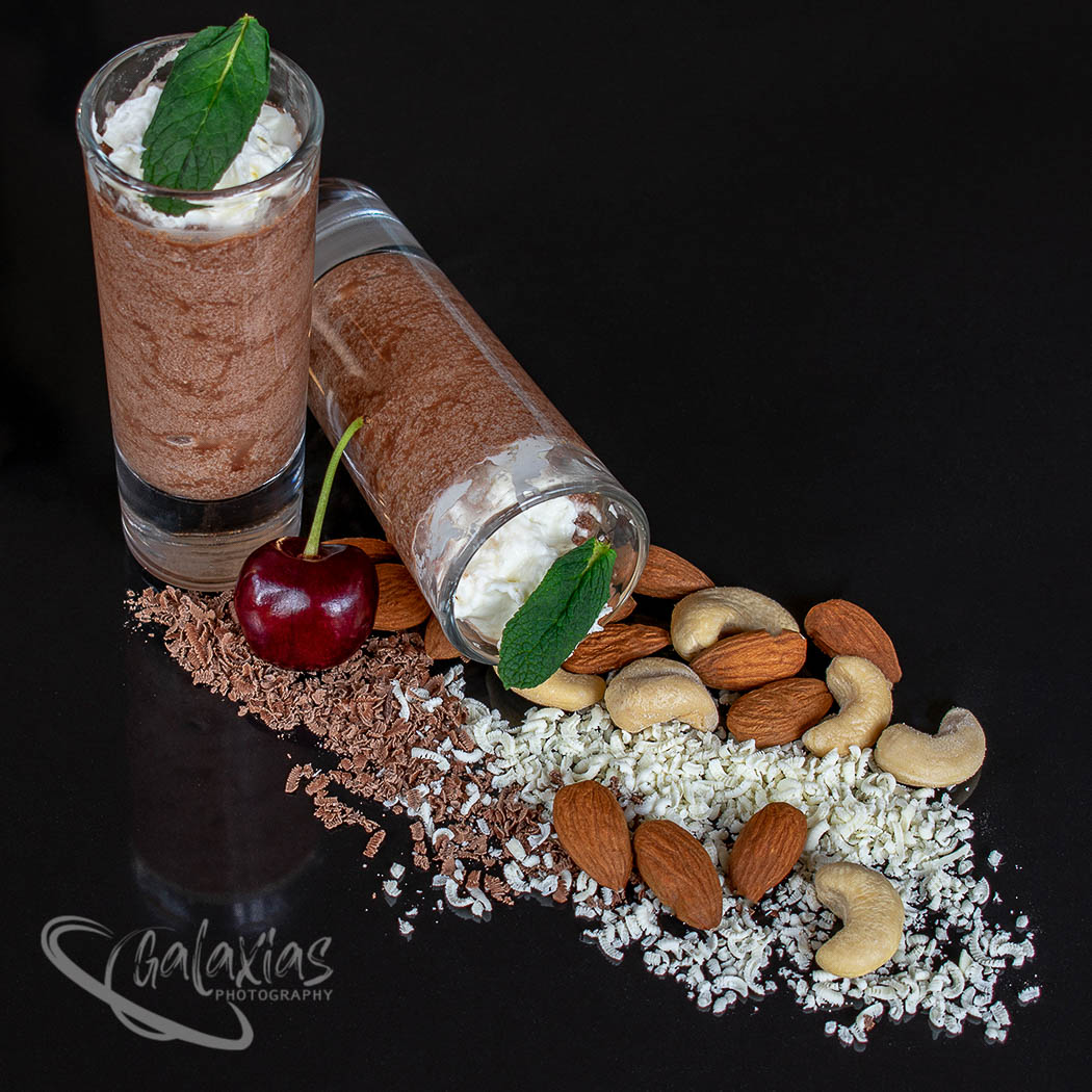 Banting Mousse by Galaxias Photography
