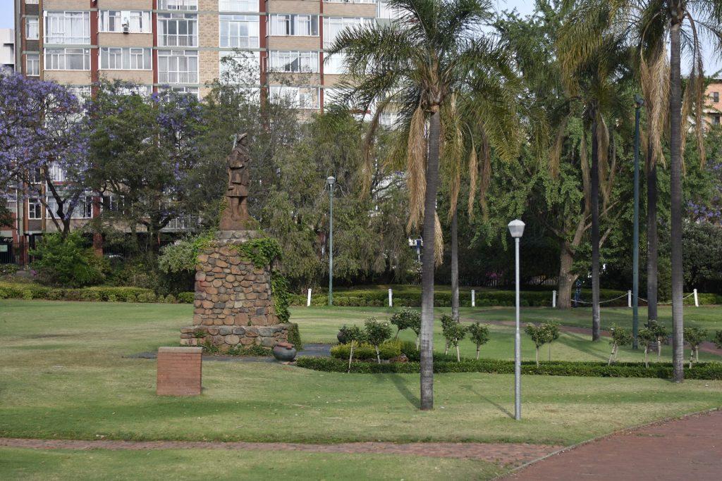Burgers Park in Pretoria