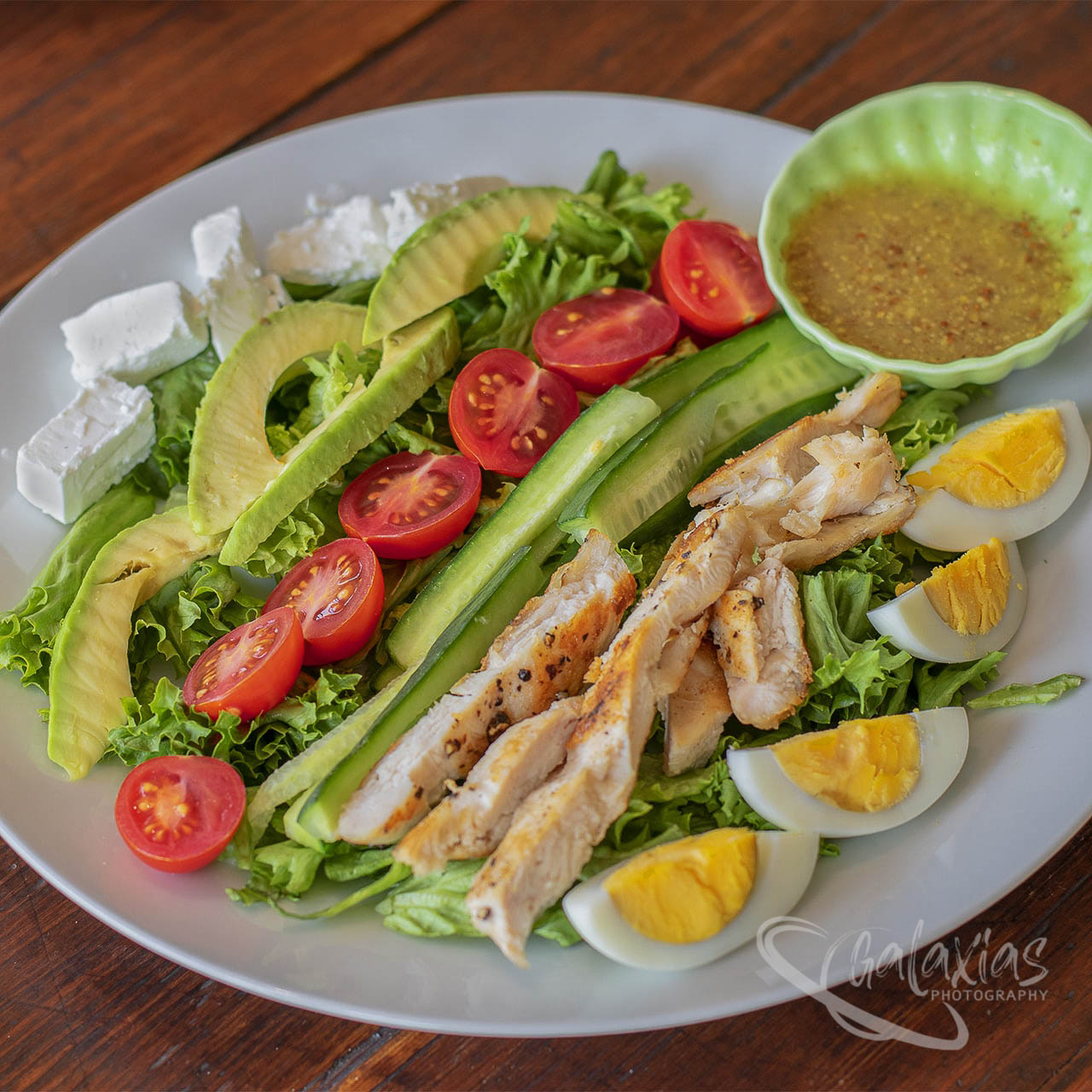 Chicken Salad by Galaxias Photography