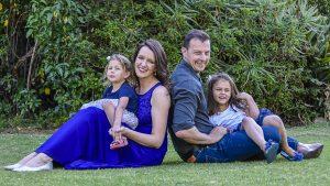 Family photo shoot in Pretoria-East
