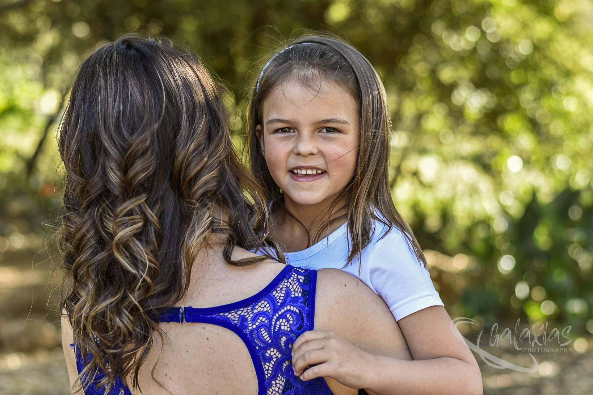 Ingrid and Hannah Stokes photo shoot at Jan Cilliers Park