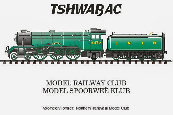 TSHWABAC model railway club logo