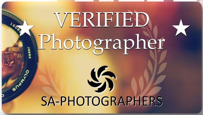 Verified SA-Photographer